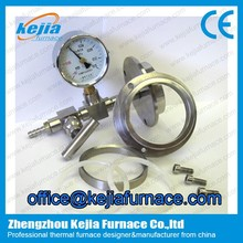 Vacuum Sealing Assembly/threaded flange