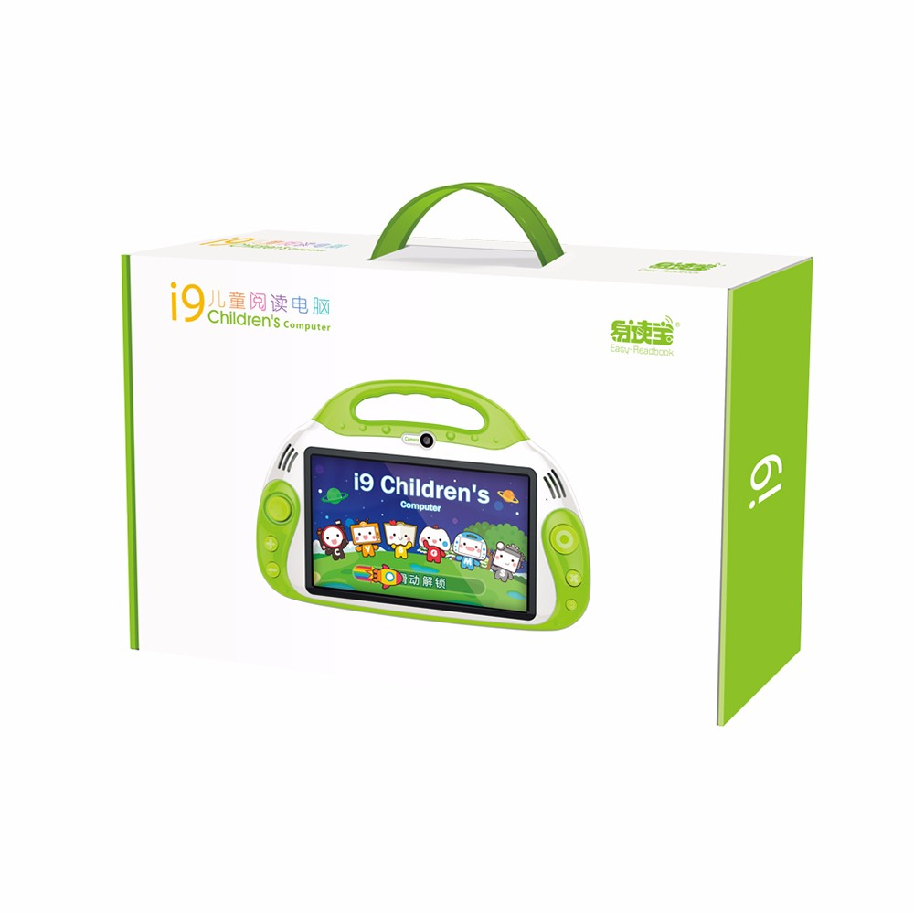 touch screen android system,smart mini computer for children, powerful study helper