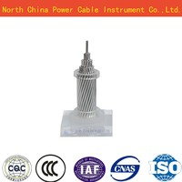 AAAC bare conductor AAAC cable for overhead power transmission