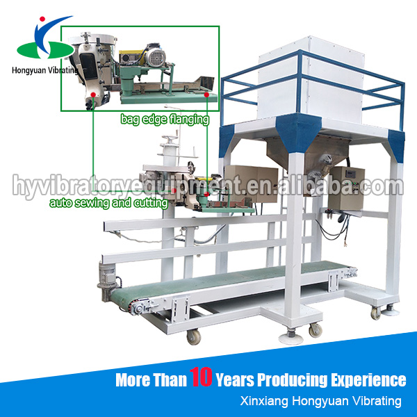 auto bag folding types granulated sugar packing machine