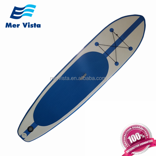 China PVC Sup Cheap Inflatable Foam Wake Surf Bamboo Stand Up Paddle Board