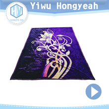 Korean design blanket wholesale in dubai blanket cover