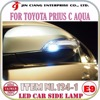 Body kit FOR Toyota PREMIO JAPAN LED CAR SIDE LAMP LIGHT Guide Lamp
