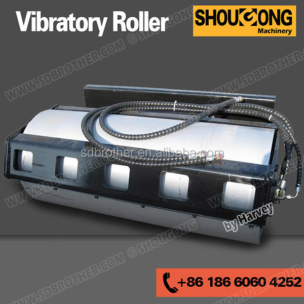 Vibratory Road Roller Attachment