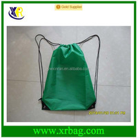 Custom Most Popular Best Selling Promotional Polyester Drawstring Bag