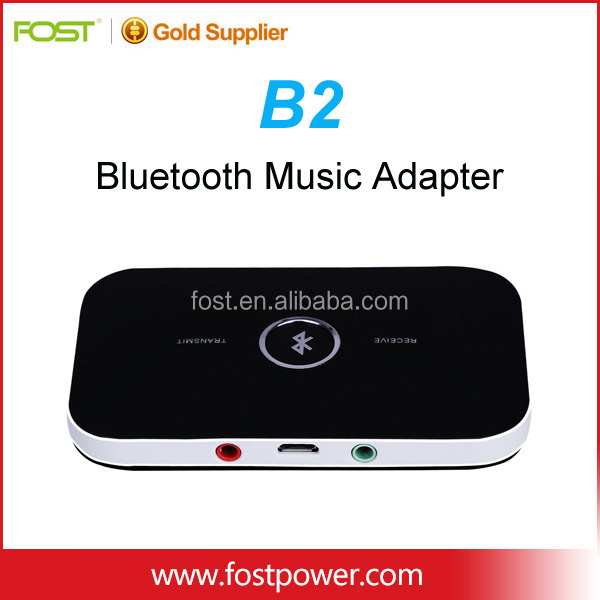 2015 newest cheap bluetooth video receiver tv audio receiver transmitter
