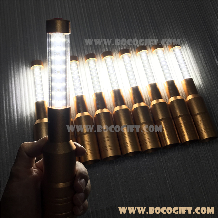 VIP consumer  high quality rechargeable champagne led bottle sparklers