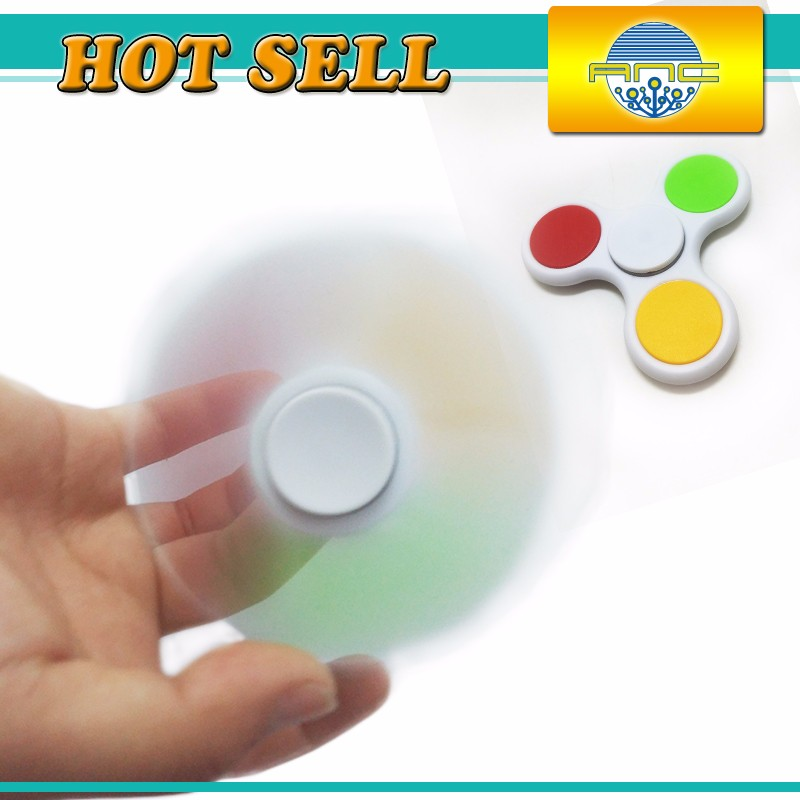 Factory Wholesale ceramic ball led flashing spinning top toy light up toys wholesale