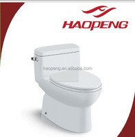 Ceramic Design Bathroom Sanitary Wares Squat Toilet With Flush One Piece Turkish Toilets