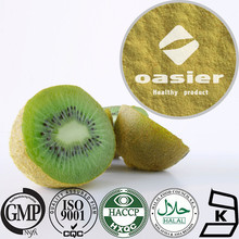 Factory Supply Plant Extract 10% Polypheols 0.5% Enzyme Actinidin Kiwi fruit Extract Powder ISO Kosher Standard