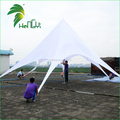 8M Dia Pop Up Tent Canopy / Star Shaped Tent for Sale