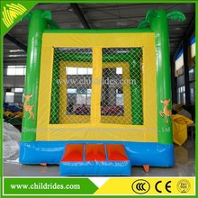 Kindergarden popular kids samll inflatable castle ,mini castle for sale