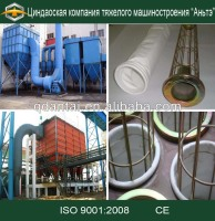 Filter Drum type Dust Collector