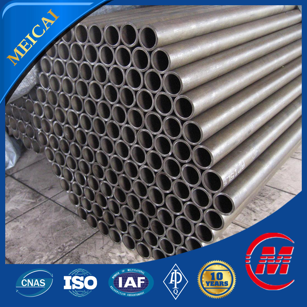 high quality hot-rolled seamless steel pipes building materials