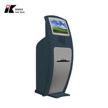 high quality self service hospital A4 report printer kiosk