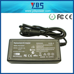 2016 promotional products ,factory price 16v 3.75a lan to 12v laptop power adapter supply batteries wireless adapter