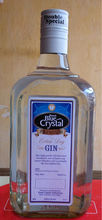 Tonia's Blue Crystal Gin