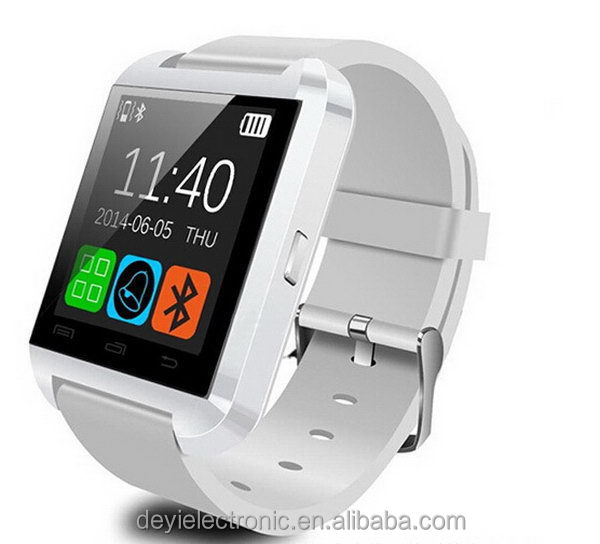 Modern promotional 6 android4.0 android smart watch phone