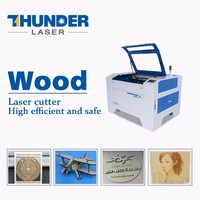 3000 hours stable work co2 80w wood plastic paper laser cutting machine for sale