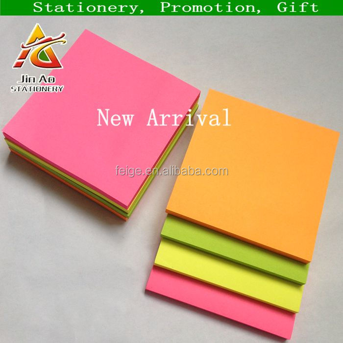custom note pads