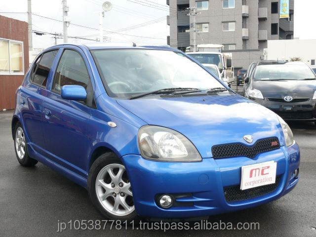 japanese vitz rs used car at reasonable prices