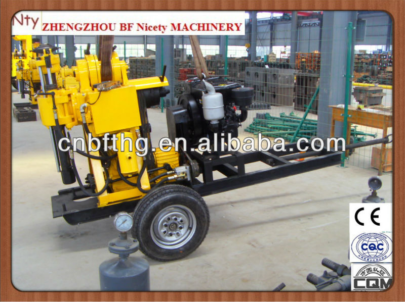 bored pile water well drilling rig swivels MT-200Y/YY