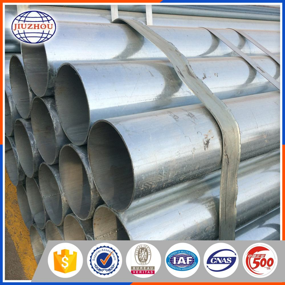 Steel Galvanized Pipe For Agricultural Greenhouse