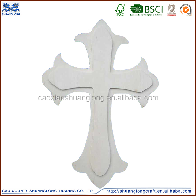 best selling beautiful carved small wooden crosses for craft