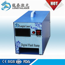 LT-P58 digital mini flash stamp machine for rubber stamp