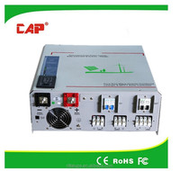 Competitive price led show 50hz 60hz 3000w solar inverter & converter