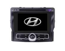 high definition car GPS navigation for Hyundai sonata