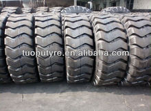 pneumaic tire bias OTR tyre 20.5-25 with E3/L3 pattern