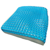 cool in summer silicone gel healthy seat cushion