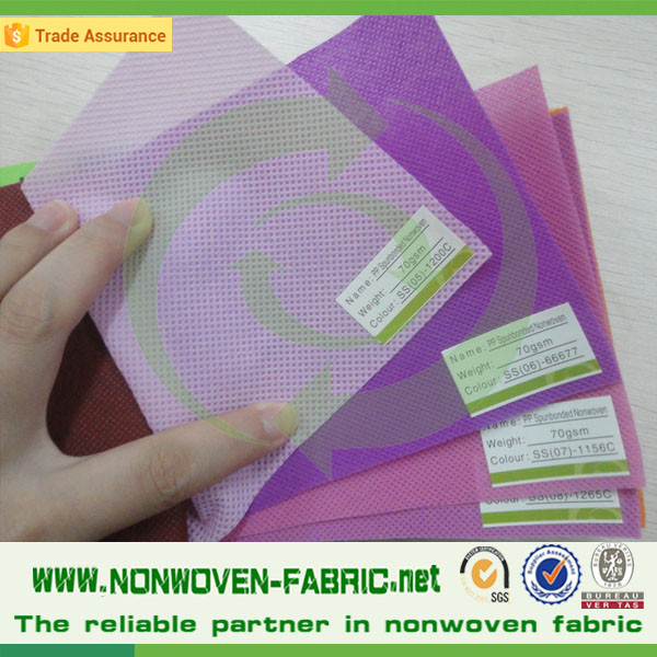 Waterproof Non-woven Fabric 100% Polypropylene Spunbond Recycled Fabric