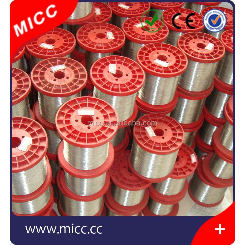 Iron Constantan Thermocouple : Micc chromel alumel thermocouple wire type k