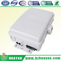 24 core FTTH splitter fiber optical distribution box for outdoor and indoor