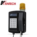 Bad environment telephone KNTECH Knsp18LCD  Rugged Industrial Telephone  Analog /voip Heavy Duty  seaside industries Telephone