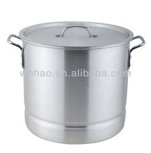 6Pcs Aluminum stock pot