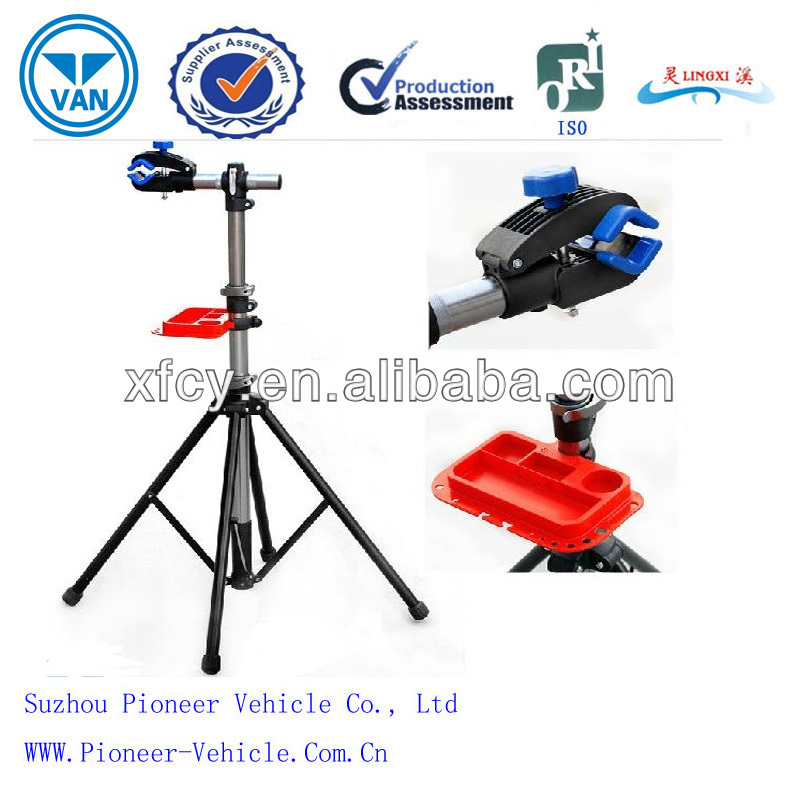 2014 China Factory High Quality Bicycle Repair Stand /Bike Stand (ISO Approved)