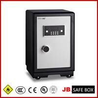 {JB} Smart Security Safe Jewlery Vaults Deposit Box For Home/ The coded and Keys Safe
