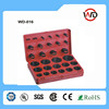 High quality AS568 Standard Red Box 382PC O Ring kit