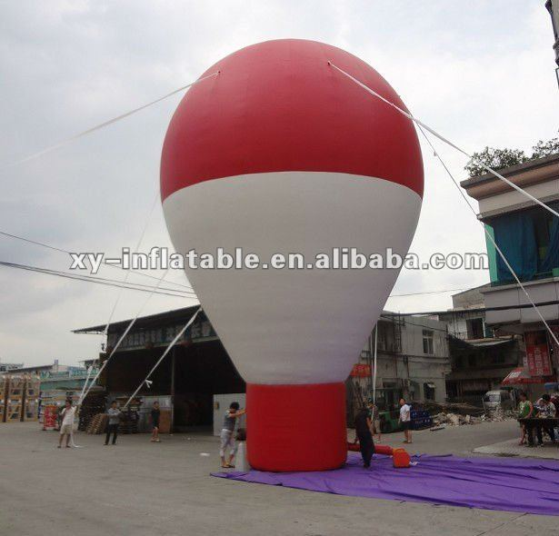 Cheap advertising inflatable balloon for event