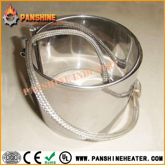 Electric heater mica round heater/ ceramic band heater