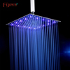 Fyeer 2016 New Cheap 16 Inch Ultra Thin Rainfall Stainless Steel Led Shower Head