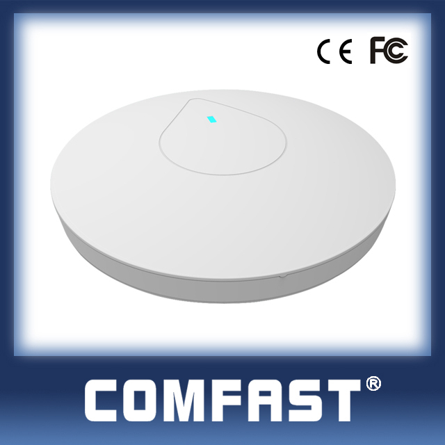 802. 11n/b/g 300mbps poe wireless access point for hotel with CE ROHS FCC Approval COMFAST CF-E335N
