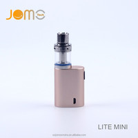 Top selling products in alibaba e cigarette wholesale best vape box mod kit jomo lite 40 MINI box mod kits with cheap price