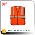 High visibility clothing safety vests reflective for road reflector KF-122-1