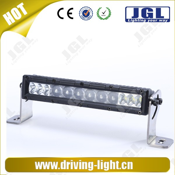 Professional led off road light bar,aluminum housing waterproof 12v led work light