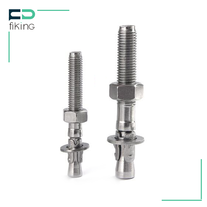 Factory Cheap price fix stainless steel carriage bolt