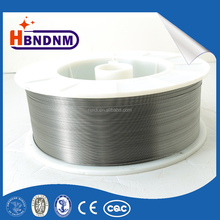 china supplier Pure Nickel wire aws a5.14 ERNi-1 mig weld welding wire 1.2mm for nickel 200